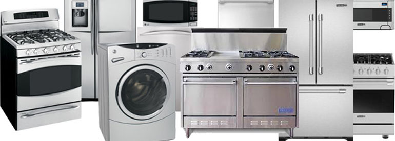 Stainless Steel's made modern appliances