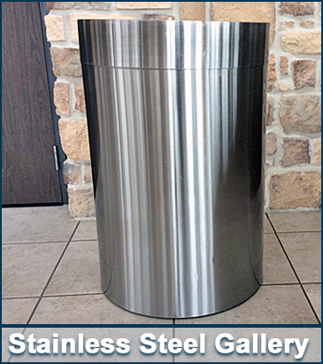Stainless Steel Photo Gallery