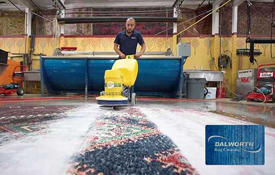 Dalworth Rug Cleaning Service