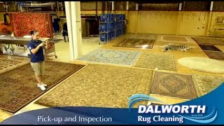 Dalworth Rug Cleaning's Oriental / Persian Rug Cleaning Method Thumb Image
