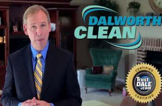 Dalworth's Floor Cleaning Services Video Thumb Image