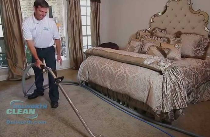 Steam carpet Cleaning Method Thumb Image