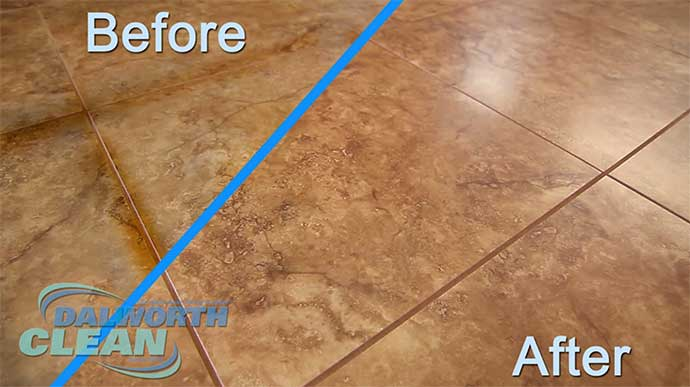 Tile & Grout Cleaning YouTube Thumb